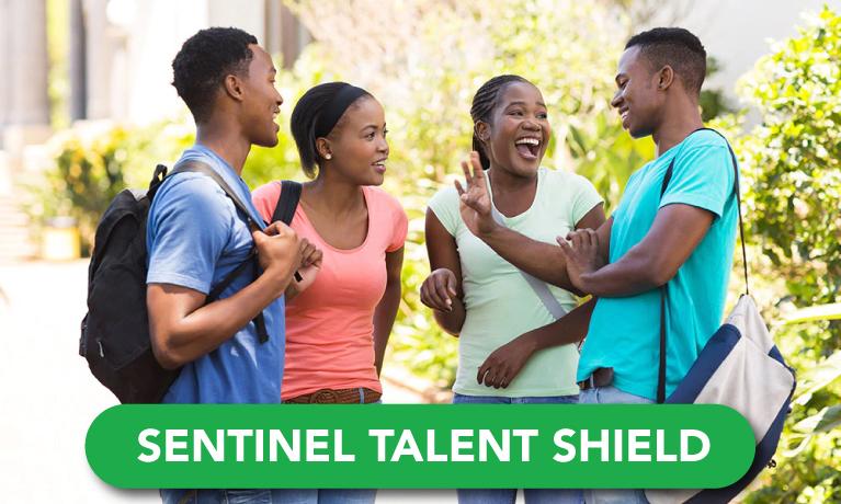 talent shield kids